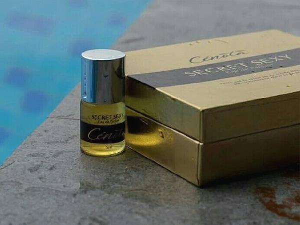 Nước hoa vùng kín Cenota đem lại mùi thơm tự nhiên