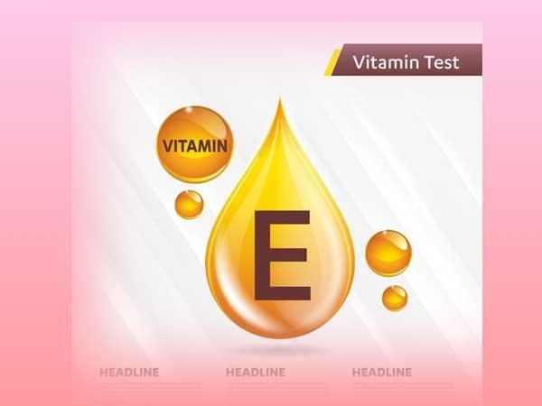 Vitamin E- Thành phần có trong Nước Hoa Vùng Kín Charme Secret