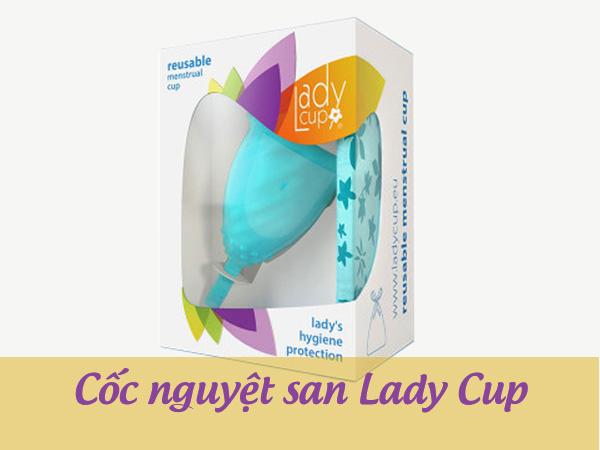 Cốc nguyệt san Ladycup
